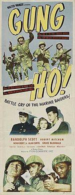 Gung Ho 1943 film