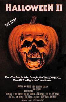 Halloween II 1981 film