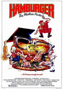 Hamburger The Motion Picture
