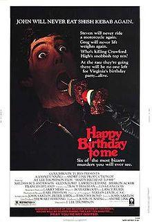 Happy Birthday to Me film