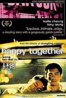 Happy Together 1997 film