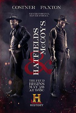 Hatfields McCoys miniseries