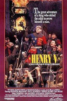 Henry V 1989 film
