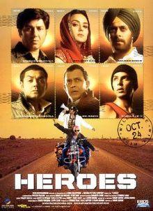Heroes 2008 film