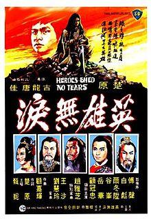 Heroes Shed No Tears 1980 film
