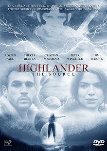 Highlander The Source