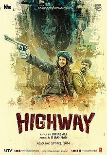 Highway 2014 Hindi film