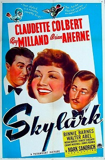 Skylark 1941 film