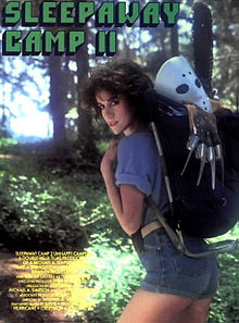 Sleepaway Camp II Unhappy Campers