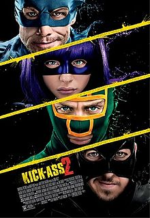 Kick Ass 2 film