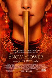 Snow Flower and the Secret Fan film