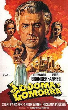 Sodom and Gomorrah 1962 film