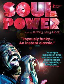 Soul Power film