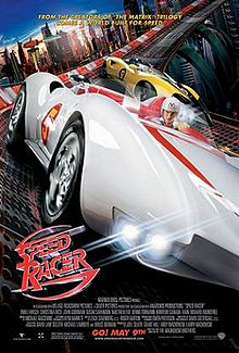 Speed Racer film