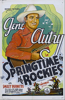 Springtime in the Rockies 1937 film