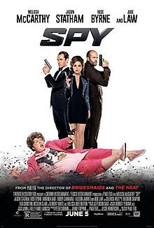 Spy 2015 film