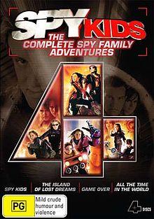 Spy Kids franchise