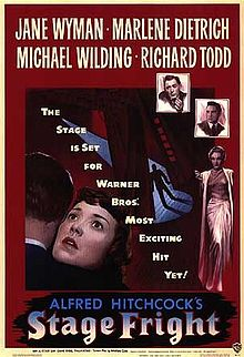 Stage Fright 1950 film
