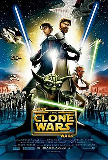 Star Wars The Clone Wars film