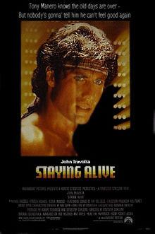 Staying Alive 1983 film
