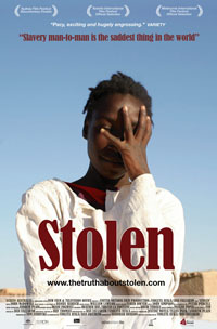 Stolen 2009 documentary film
