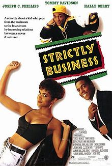 Strictly Business 1991 film