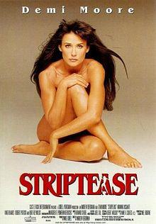Striptease film