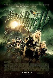 Sucker Punch 2011 film