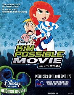 Kim Possible Movie So the Drama