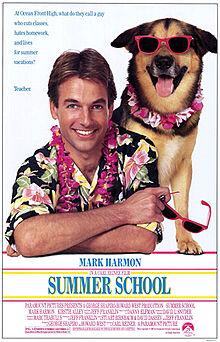 Summer School 1987 film