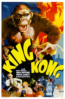 King Kong 1933 film