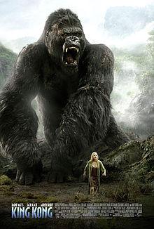 King Kong 2005 film