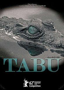Tabu 2012 film