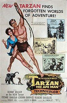 Tarzan the Ape Man 1959 film