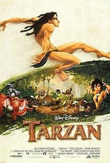 Tarzan 1999 film