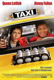 Taxi 2004 film