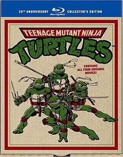 Teenage Mutant Ninja Turtles film series