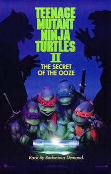 Teenage Mutant Ninja Turtles II The Secret of the Ooze