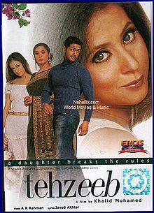 Tehzeeb 2003 film