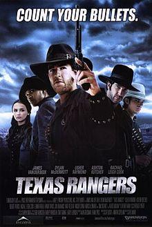 Texas Rangers film