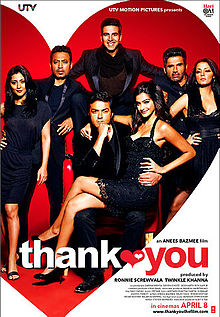 Thank You 2011 film