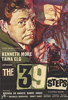 The 39 Steps 1959 film