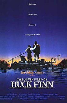 The Adventures of Huck Finn 1993 film