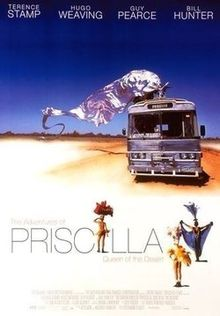 The Adventures of Priscilla Queen of the Desert
