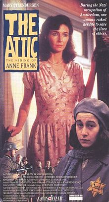The Attic The Hiding of Anne Frank