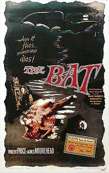 The Bat 1959 film