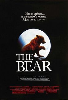 The Bear 1988 film
