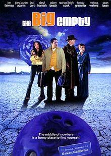 The Big Empty 2003 film