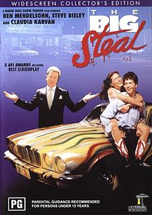 The Big Steal 1990 film