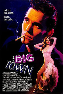 The Big Town 1987 film
